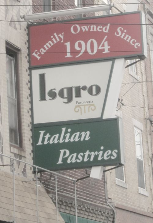 9th st isgro