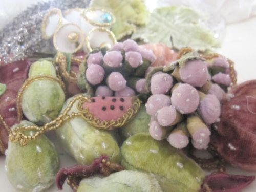 Velvet fruit 1