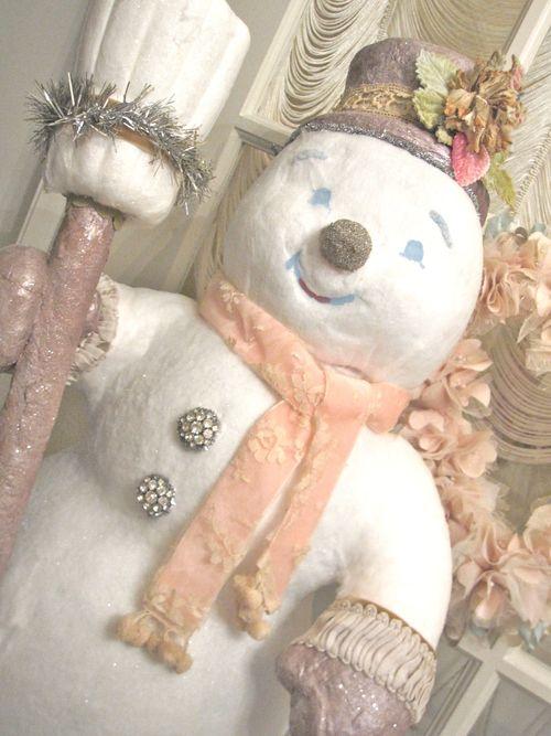 Glimmer snowman redo