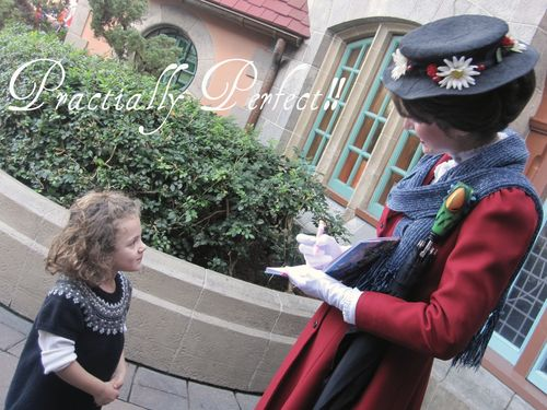 Disney Practically Perfect!
