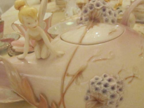 Tinkerbell  teapot