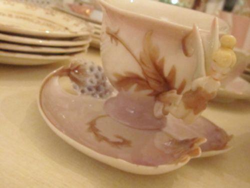 Tinkerbell teacup