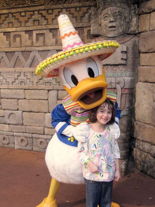 Disney S. and Donald Epcot