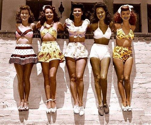 Summer ladies